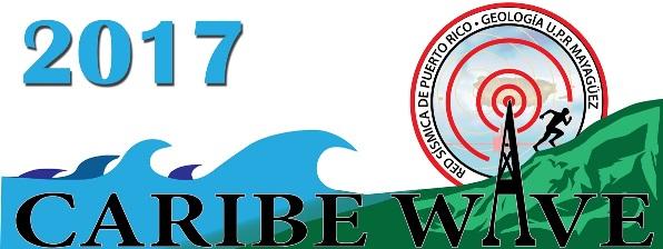 CaribWave17 Logo