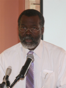 Organisation of American States St. Kitts and Nevis Representative Mr. Starret Greene