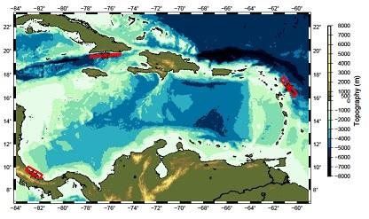 CaribWave17 Scenario