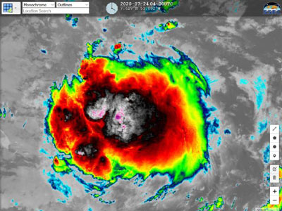 CDEMA Final Situation Report - Tropical Cyclone Gonzalo as of 4:00pm (AST) on August 6th, 2020