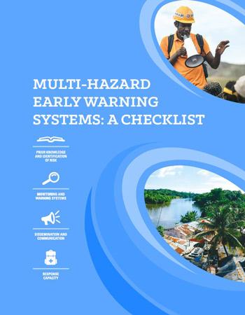 Multi-Hazard Early Warning Systems: A Checklist