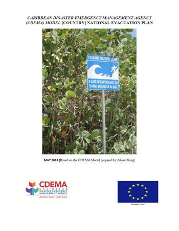 CDEMA Model National Evacuation Policy & Plan - Adaptation Guide