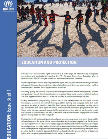 Education & Protection