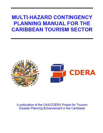 OAS Multi Hazard Contingency Planning Manual for the Caribbean Tourism Sector