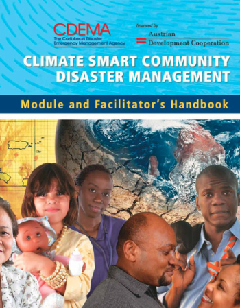 Climate Smart Community Disaster Management : Module and Facilitator's Handbook