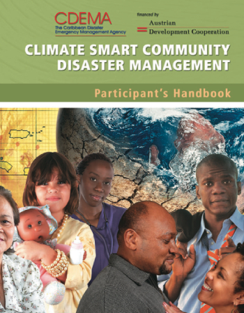 Climate Smart Community Disaster Management : Participant's Handbook