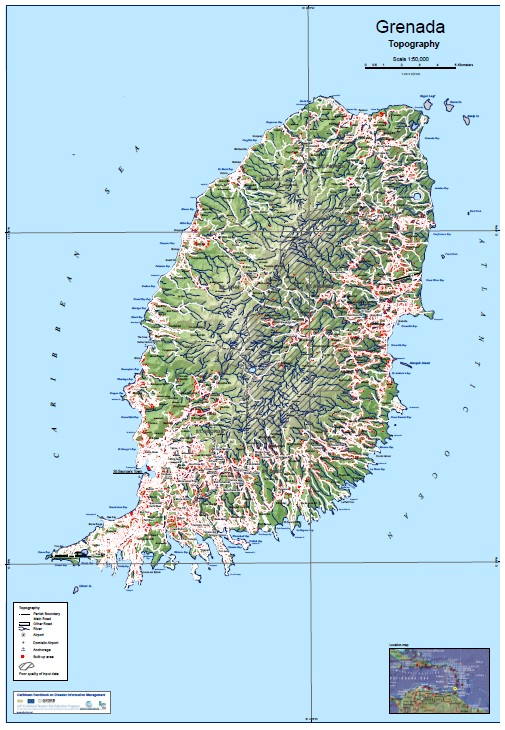 Click to download detailed topographic map