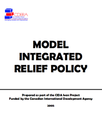Model Integrated Relief Policy